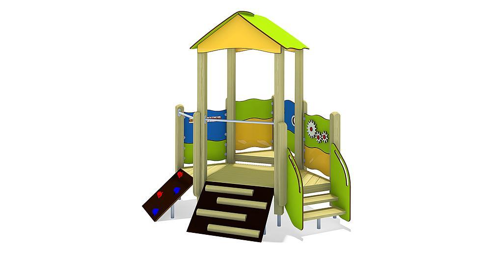 playo_Instalación_de_juego_Lisa