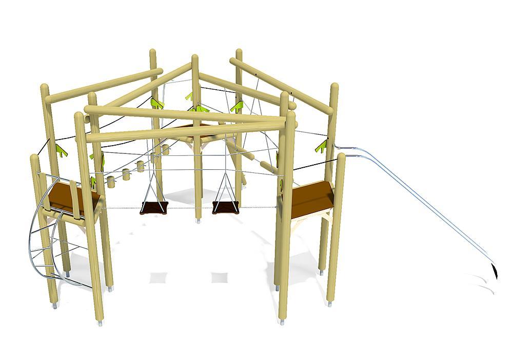 unique_Instalación_de_juego_Venetos