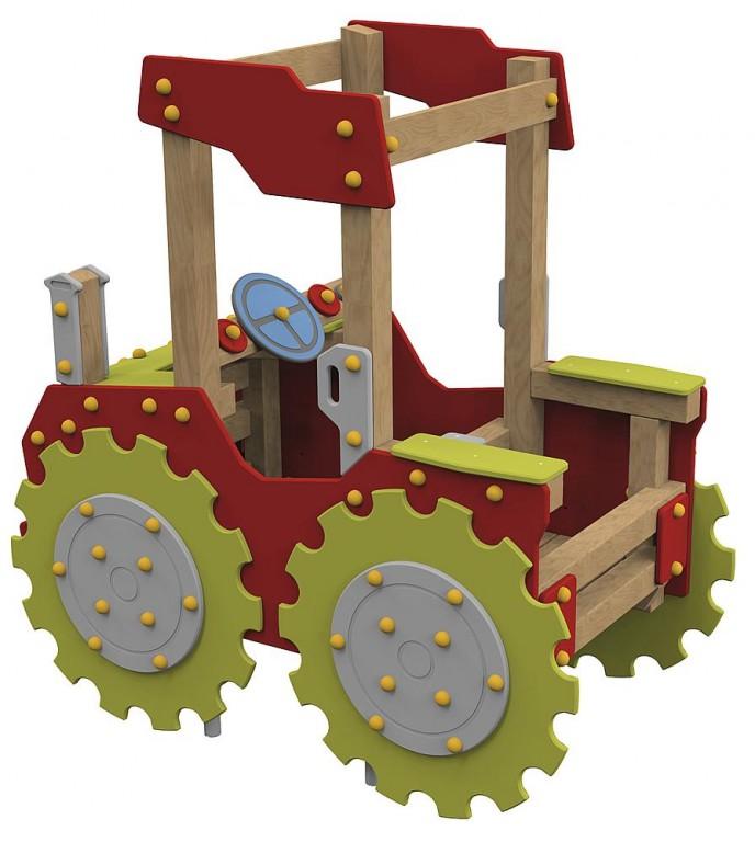 ecorino_Instalación_temática_de_juego_Tractor_01