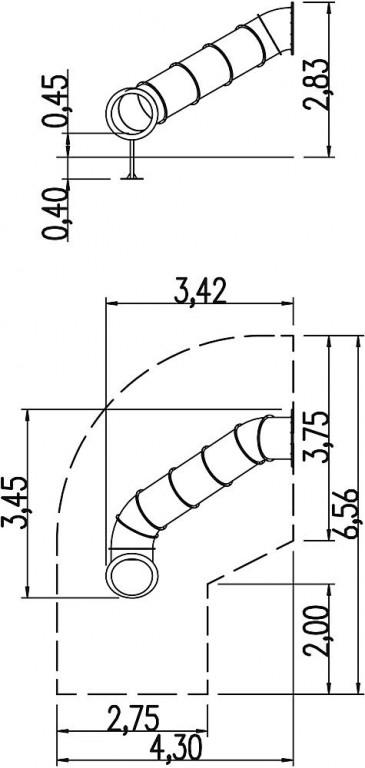 Tobogán_adicional_de_tubo_en_forma_de_L,_AP_190_cm_02